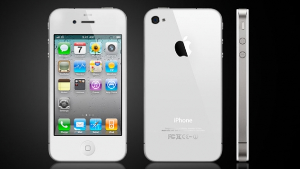 White iPhone 4 release date confirmed on tomorrow