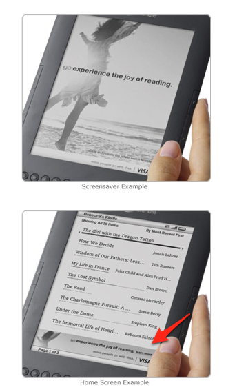 Amazon to release Kindle eReader with Ad-support on May 3; now available for Pre-order