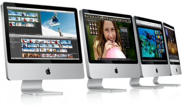 Apple prepping to release new iMac Desktops soon?