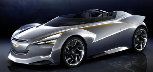 Chevrolet Mi-ray Roadster Unveiled in Korea