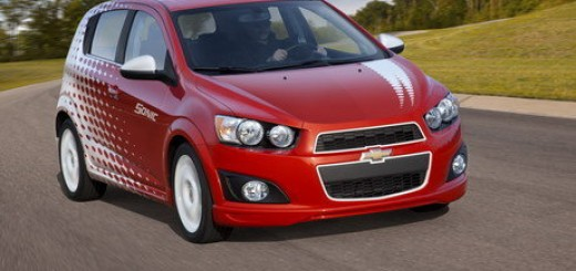 2012 Chevrolet Sonic Z-Spec Concept to be unveiled at 2011 New York Auto Show
