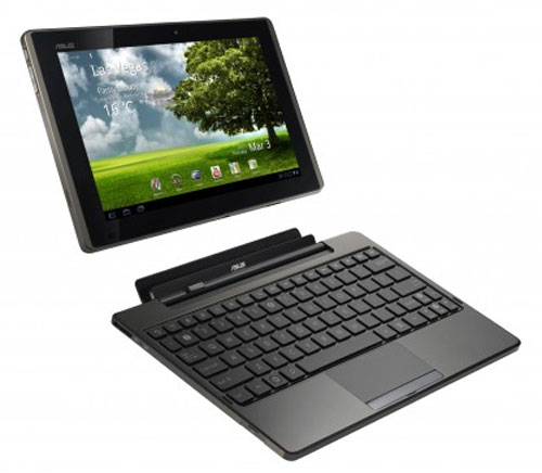 ASUS Eee Pad Transformer Honeycomb Tablet released in US; Purchase for a Price of $399.99