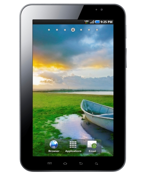 Verizon 7 Galaxy Tab Android Tablet has a software Update; Brings improved Battery life and more