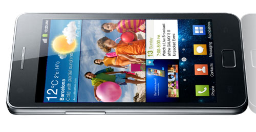 Samsung Galaxy S 2 to be available in Korea on the date of April 25