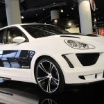 Gemballa Mistrale and Gemballa Tornado unveiled
