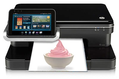 HP Zeen Tablet Gets Android 2.2 Froyo Update