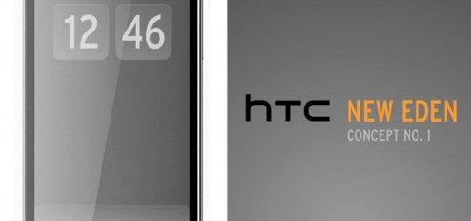 HTC New Eden Concept Coming; it is inspired by Jason Wang from Yanko Design