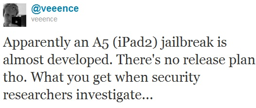 Apple iPad 2 Untethered jailbreak Tool on iOS 4.3.1 and iOS4.3.2 almost ready to be rolled out