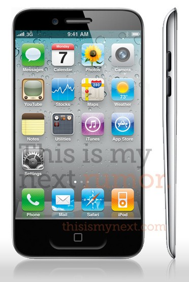 Apple iPhone 5 to have Major Redesign?