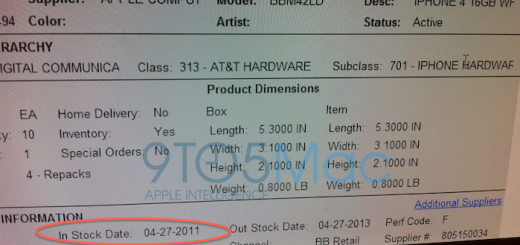 Best Buy releasing White iPhone on the Date of April 27?
