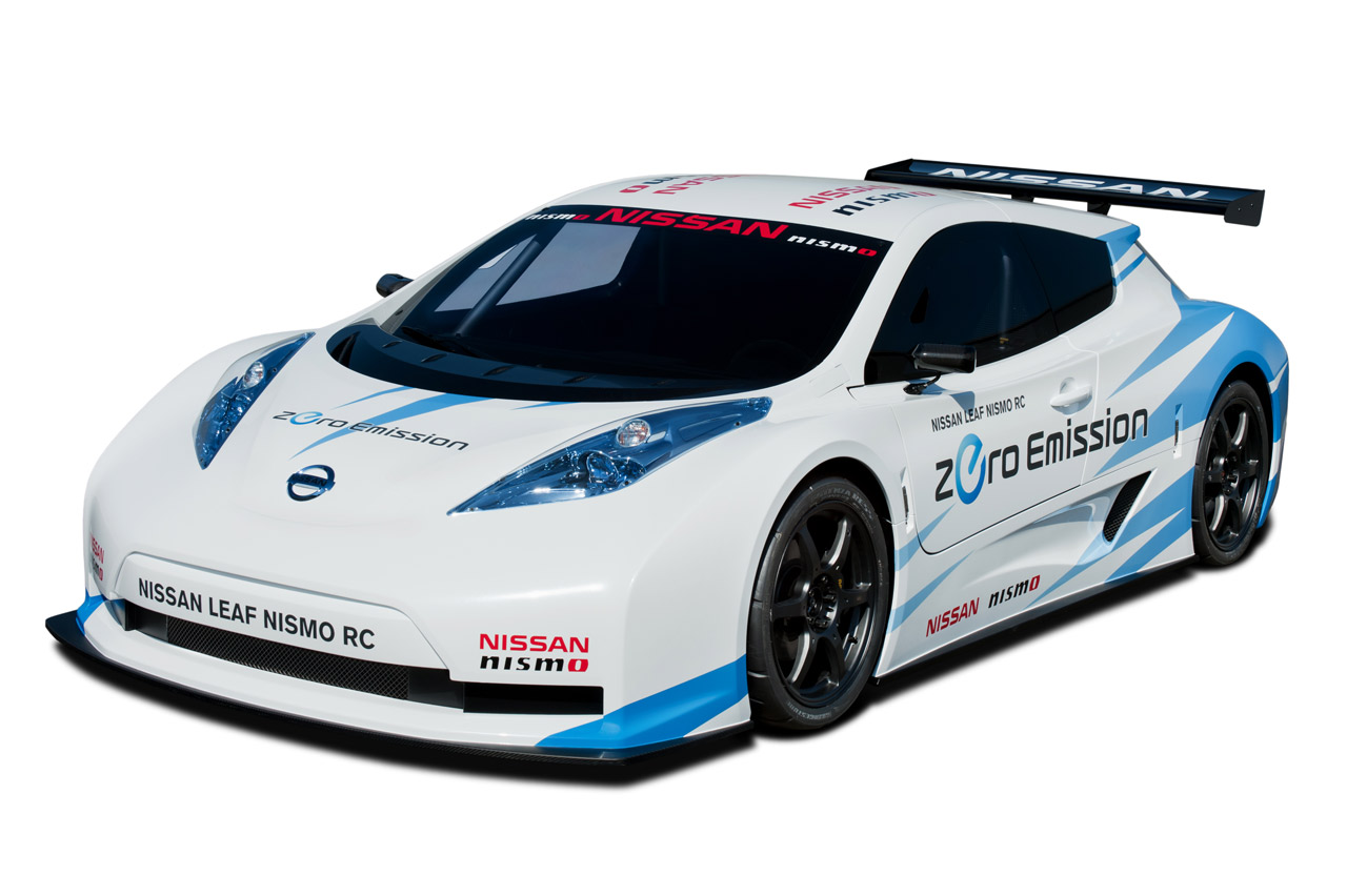 Nissan to unveil Nissan Leaf Nismo RC at 2011 New York Auto Show