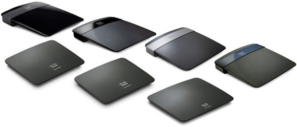 CISCO releases New Linksys E-Series 802.11n Wi-Fi Routers