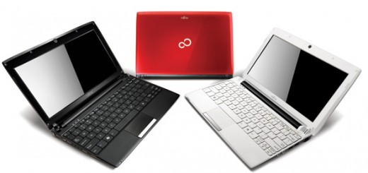 Fujitsu unveils new MeeGo based Esprimo MH300 Netbook and Fujitsu LifeBook PH521 Notebook