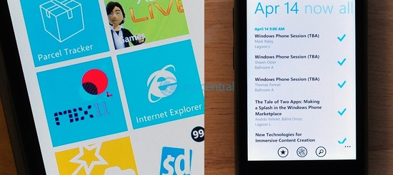 Microsoft MIX11 (Conference Helper) Windows Phone 7 App ready at Windows Marketplace