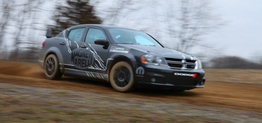 2011 Dodge Avnger Rally Car revealed; coming to New York Auto Show