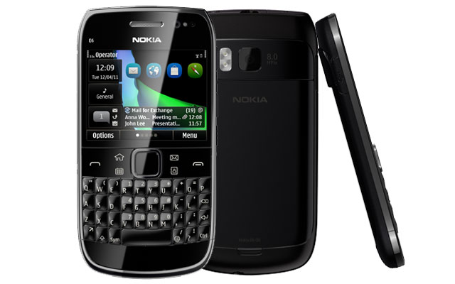 Nokia E6 with Symbian Anna OS Officially Launched - Specs, Hands-on Video, Release Date