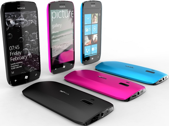 Nokia W7 and W8 are the first Windows Phone 7 Nokia devices