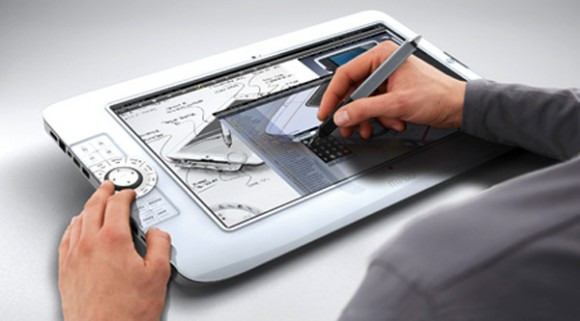m.pad Tablet PC Concept; an ultimate Tablet with Advanced Features?