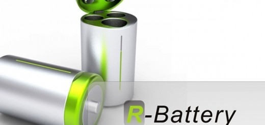 R Battery Concept to prevent battery power waste