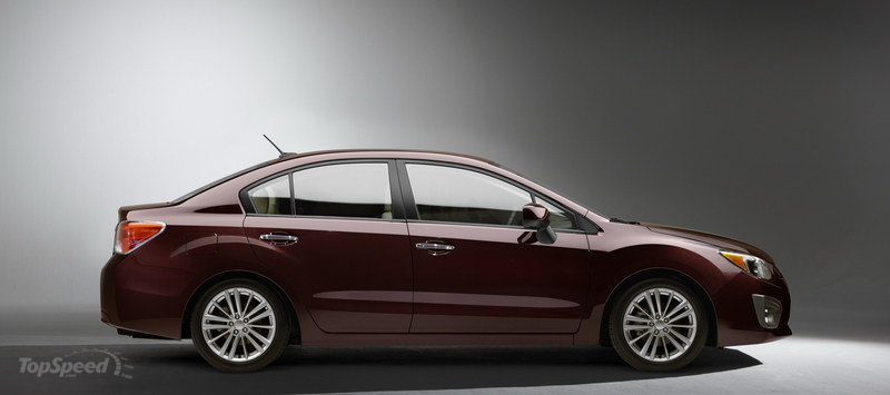 New Subaru Impreza 2012 to debut at New York Auto Show 2011