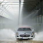 2012 Mercedes-Benz SLS AMG Roadster Unveiled; to debut at the Frankfurt motor show in September