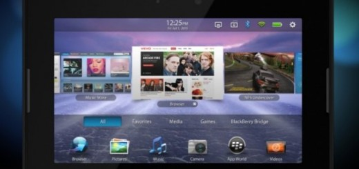 BlackBerry PlayBook Video Calling and Facebook Apps Confirmed; Releasing on a Date of May 2011