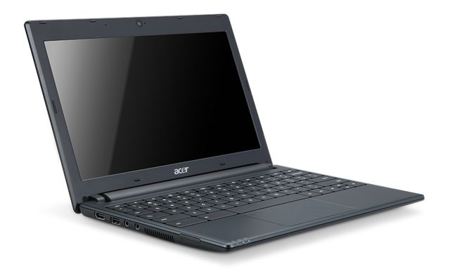 Acer's Google Chrome-OS based Chromebook or Netbook unveiled; Specs, Price and Release Date