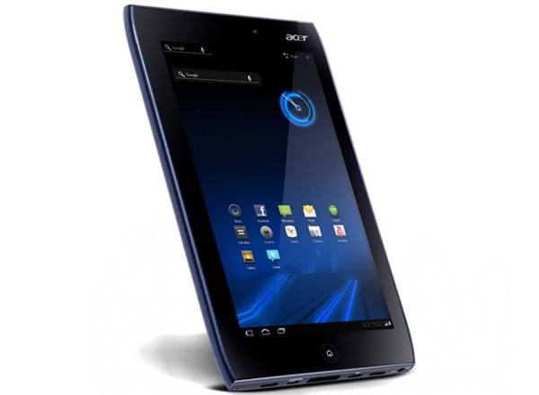 Acer Iconia Tab A100 release date delayed to the second half of 2011