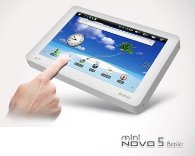Ainol mini NOVO5 Cheap Android Tablet released in China; costs just $76