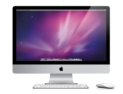 Apple releases new iMac PCs with Thunderbolt and Sandy Bridge update