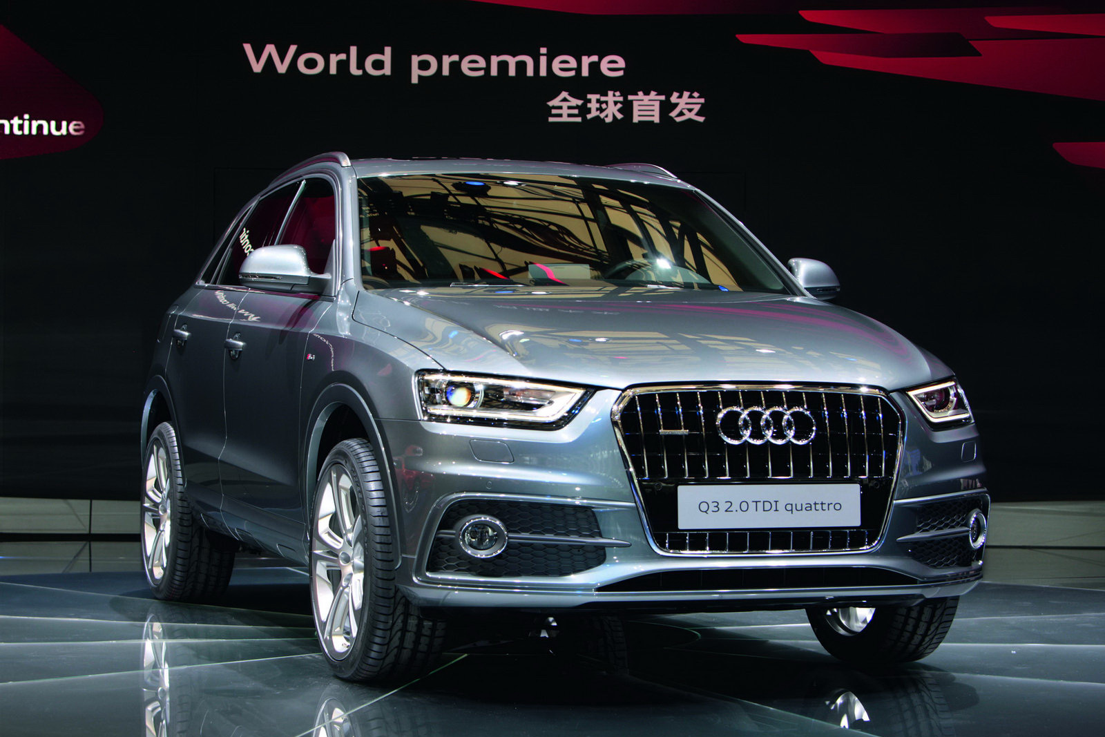 Audi Q3 SUV Price announced in UK; Order begins in June for November Delivery