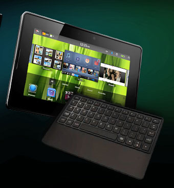 RIM to release Keyboard for BlackBerry PlayBook soon