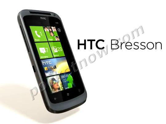 HTC Bresson: T-Mobile's 16 Megapixel Windows Phone 7 Device