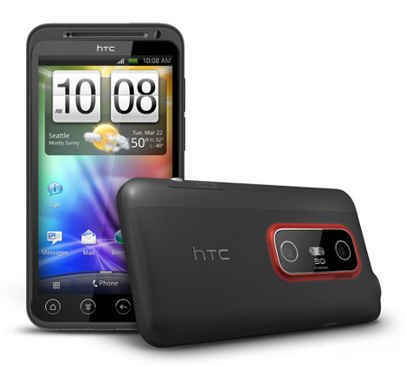 HTC EVO 3D pre order starts today on Radio Shack; but release date still unknown