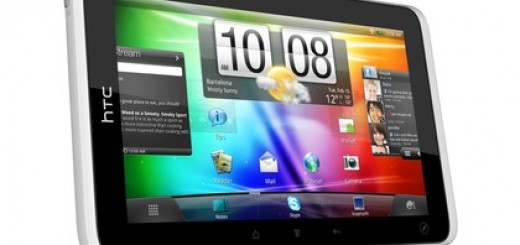 HTC releases WiFi-only and 3G Versions of HTC Flyer 7 inch Tablet in Europe; Price and Specs