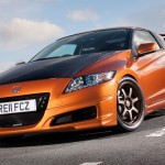 2011 Honda CR-Z Mugen Hybrid First official Images released