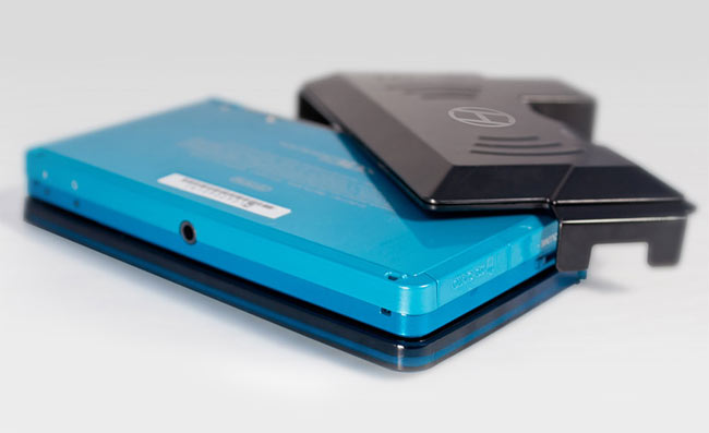 Hyperkin 3DS Powerplus for Nintendo 3DS offering 20 hours of extra battery power