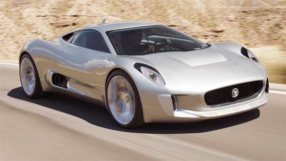 Jaguar C-X75 confirmed to be built