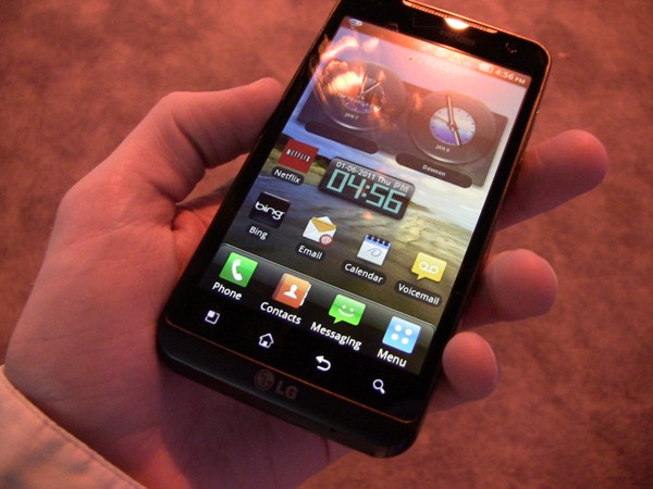 LG Revolution 4G release date reported as May 25th; priced as $250