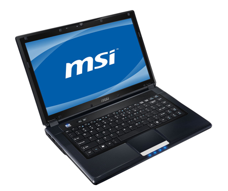 MSI CR460 Multimedia Laptop and Specs revealed; Releasing soon