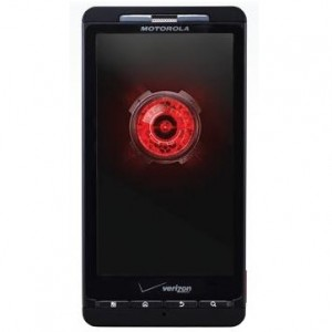 Verizon Motorola Droid X Smartphone Android 2.3 Gingerbread Update Release Date confirmed