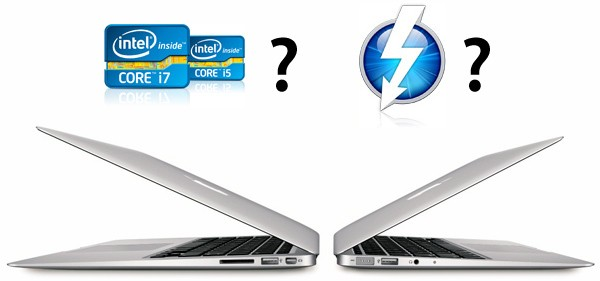 New MacBook Air with Thunderbolt and Sandy Bridge to be released in June or July