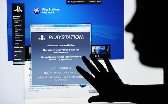 Playstation Network(PSN) back online now