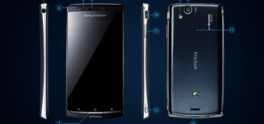 Sony Ericsson XPERIA Acro Smartphone and Specs revealed; Release Date expected in Summer