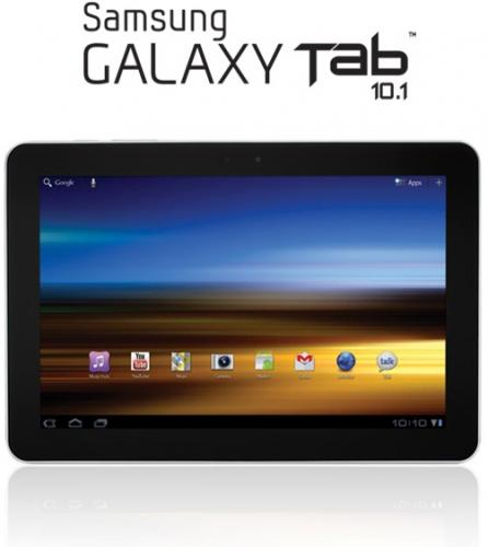 Samsung Galaxy Tab 10.1 WiFi Release Date on June 8; Starting Price $499