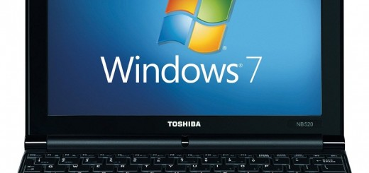 Toshiba NB520 Netbook finally shipping in Europe