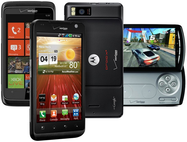 Verizon LG Revolution 4G, Sony Ericsson Xperia Play, Motorola Droid X2 and WP7 HTC Trophy Smartphones goes on Sale; Amazon cuts Price