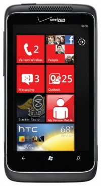 Verizon HTC Trophy Windows Phone 7 Smartphone Release Date May 26; Pricing $149.99