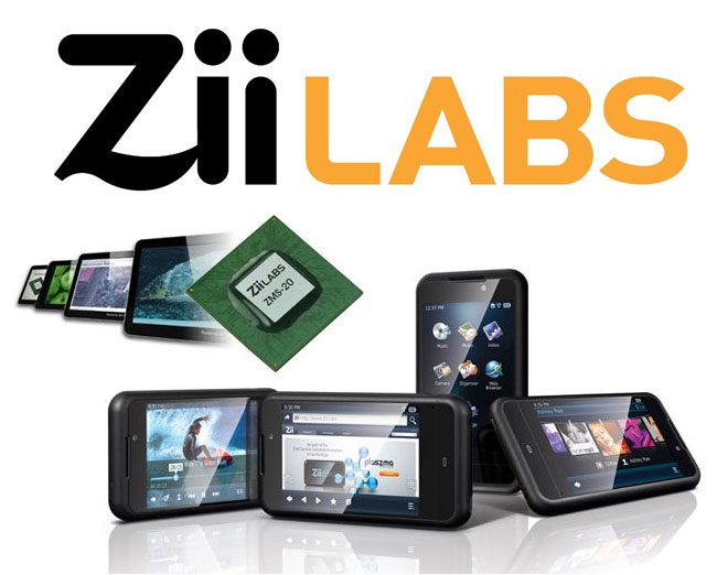 ZiiLabs dual core ZMS-20 and quad core ZMS-40 for Honeycomb tablets unveiled