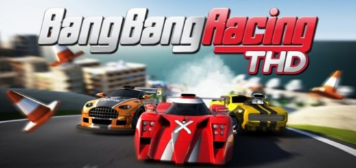 Bang Bang Racing THD Game to be released today for Tegra 2 Android Devices